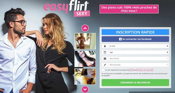 Avis Easyflirt Sexy site coquin