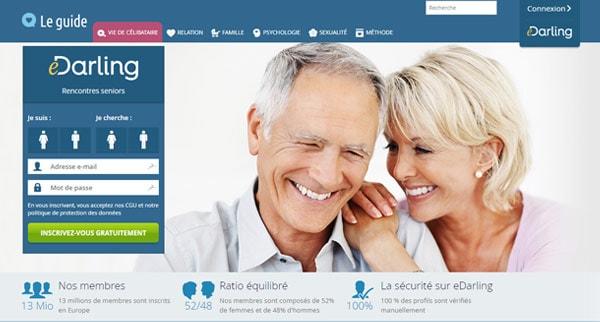 avis edarling seniors site de rencontre pour les plus de 50 ans