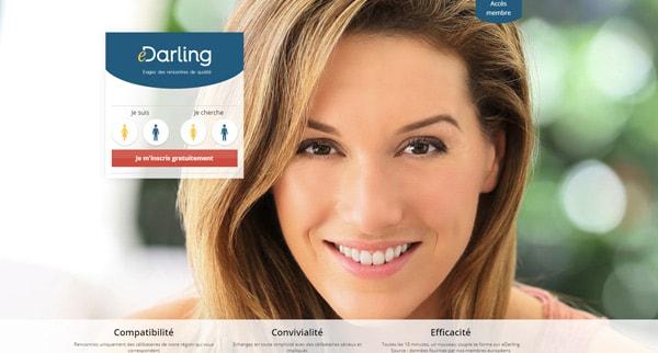Avis eDarling - Site de rencontre sérieux