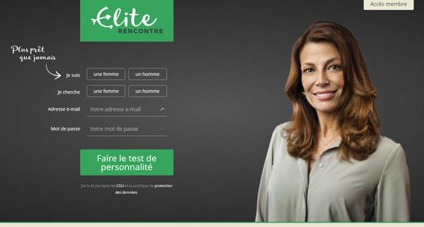 Avis Elite Rencontre - Site de rencontre sérieux