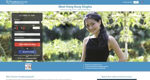 Avis sur HonKong Cupid site de rencontres asiatique