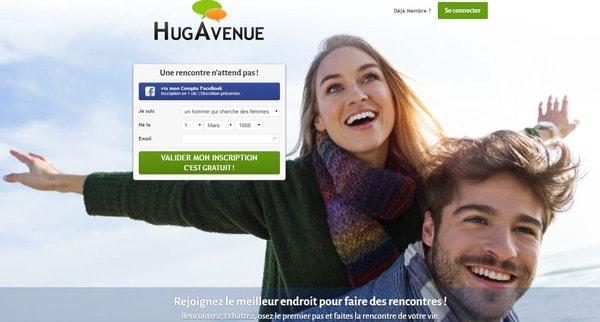 Avis Hug Avenue - Site de rencontre sérieux
