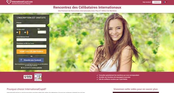 Avis International Cupid site de rencontres partout dans le monde