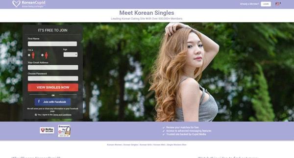 Avis sur Korean Cupid site de rencontres pour rencontres des femmes coréennes