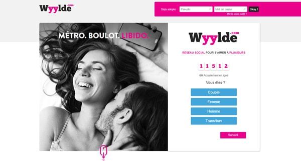 Avis Wyylde site libertin