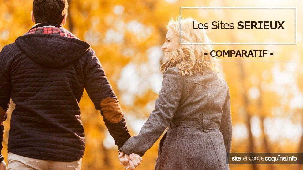 Sites de rencontres sérieux - Classement & Comparatif