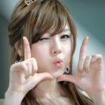 jolie femme chinoise drole
