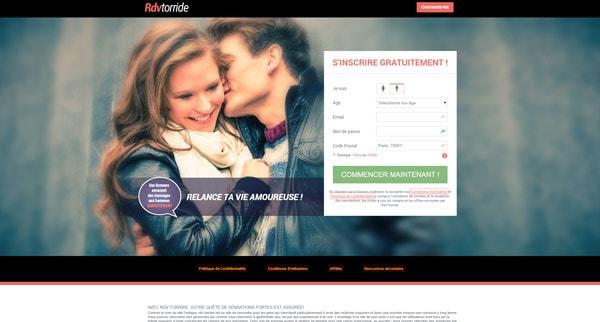 Avis rdv torride sur Siterencontrecoquine.info