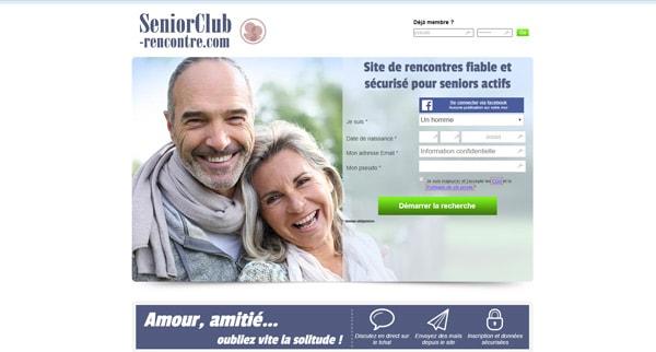 Avis site de rencontre Senior Club Rencontre