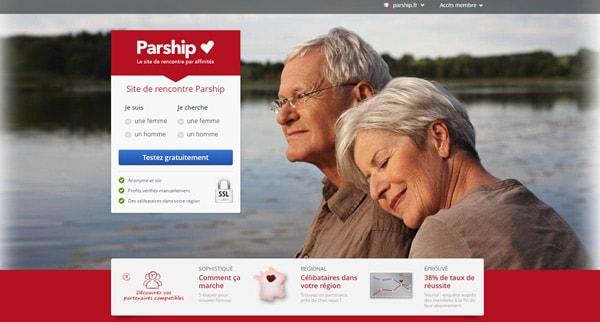 Avis site de rencontre Parship
