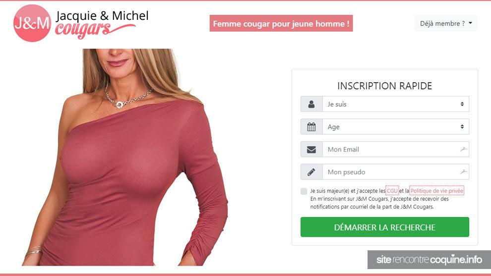 Avis Jacquie et Michel Cougars : Test complet - Cliquez ici !