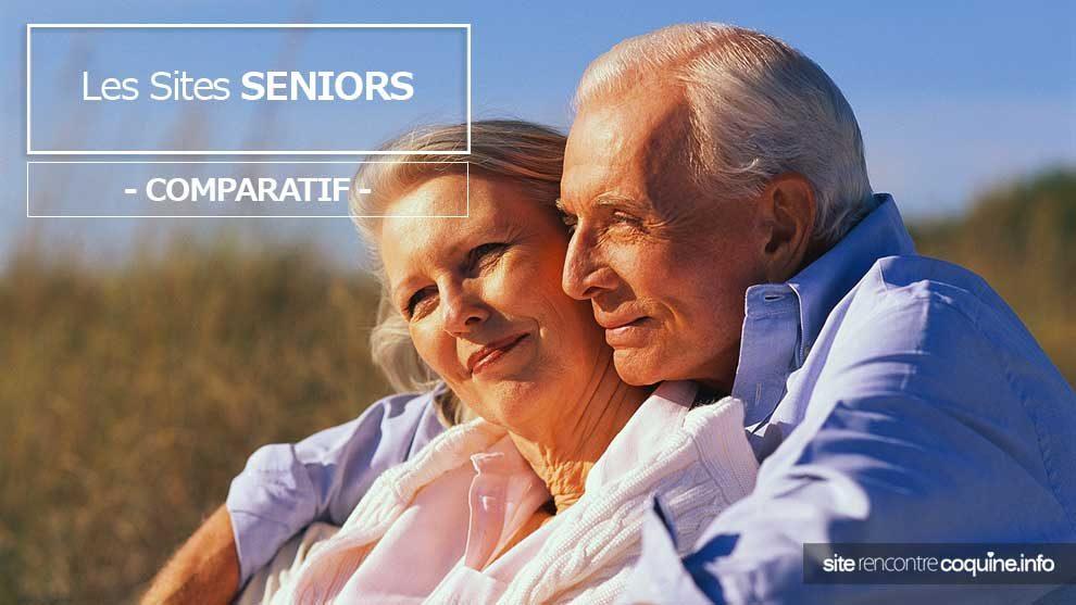 Avis site de rencontres pour seniors et personnes âgés - comparatif